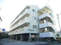リバープール桟四[4階]の外観