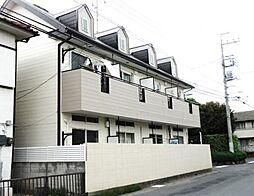 リバーサイド吉川B[103号室]の外観