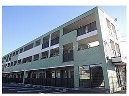 埼玉県北足立郡伊奈町栄5丁目の賃貸マンションの外観