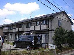 愛知県名古屋市名東区猪子石原1の賃貸アパートの外観