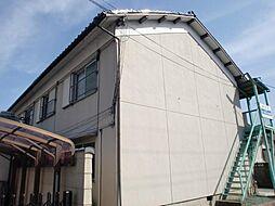 勝見荘[2階]の外観