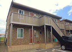岡山県倉敷市東塚7丁目の賃貸アパートの外観