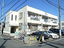 レスポワール宮崎I[2階]の外観