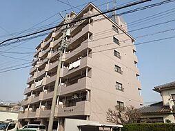 グランド三栄[4階]の外観