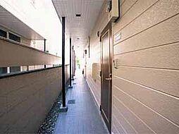 レオパレス井尻B[206号室]の外観