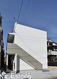 愛知県名古屋市港区新船町4丁目の賃貸アパートの外観