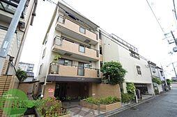 大阪府東大阪市中小阪2丁目の賃貸マンションの外観