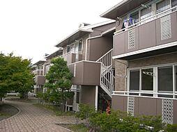 ロイヤルパーク篠ノ井[1階]の外観