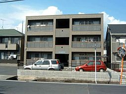 グランドハイツ富士B棟[1階]の外観