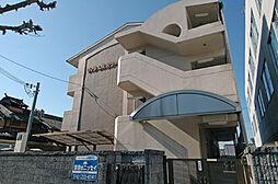 奈良県奈良市南魚屋町の賃貸マンションの外観