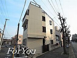 [一戸建] 兵庫県神戸市灘区永手町2丁目 の賃貸【/】の外観
