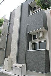 ハーモニーテラス八代町III[1階]の外観