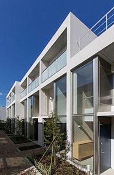 フェリス西新宿[105号室号室]の外観