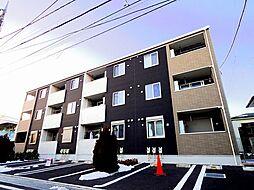 埼玉県狭山市狭山台4丁目の賃貸アパートの外観