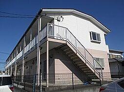 埼玉県鴻巣市大間4の賃貸アパートの外観