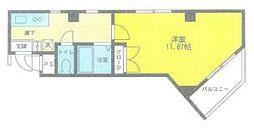 神奈川県茅ヶ崎市共恵2丁目の賃貸マンションの間取り