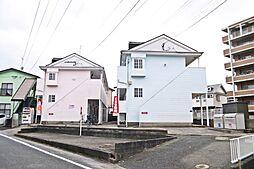 プランドゥ五条A棟[2階]の外観