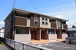 香川県仲多度郡多度津町大字山階の賃貸アパートの外観
