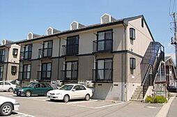 山形県山形市元木2丁目の賃貸アパートの外観