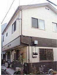 東京都荒川区荒川6の賃貸アパートの外観