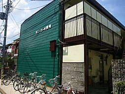 サニーコーポ岡崎[106号室]の外観