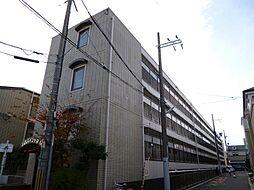 ハムロハイツ杉田 A棟[3階]の外観