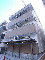 大阪府大阪市住吉区遠里小野2丁目の賃貸アパートの外観