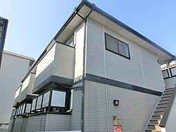 福岡県福岡市西区石丸1丁目の賃貸アパートの外観