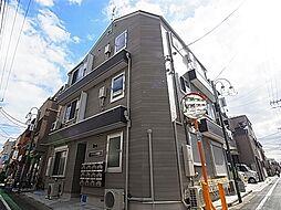 東京都葛飾区小菅4丁目の賃貸アパートの外観