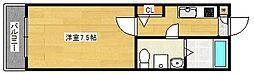 Schaf18[3階]の間取り
