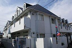 大阪府高槻市八幡町の賃貸アパートの外観