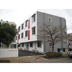 茨城県つくば市春日3丁目の賃貸マンションの外観