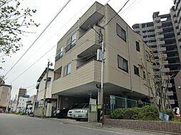 福岡県福岡市中央区清川3丁目の賃貸アパートの外観