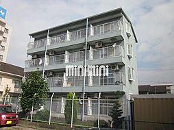 ラハイナハイツパートIII[4階]の外観