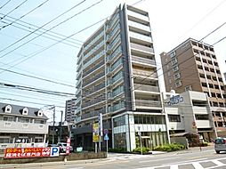 福岡県福岡市中央区清川3丁目の賃貸マンションの外観