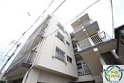 明石マンション[4階]の外観