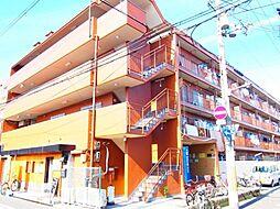 大阪府大阪市西成区千本北2丁目の賃貸マンションの外観