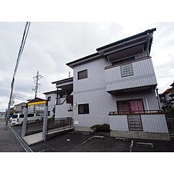 大阪府高槻市大蔵司1丁目の賃貸マンションの外観