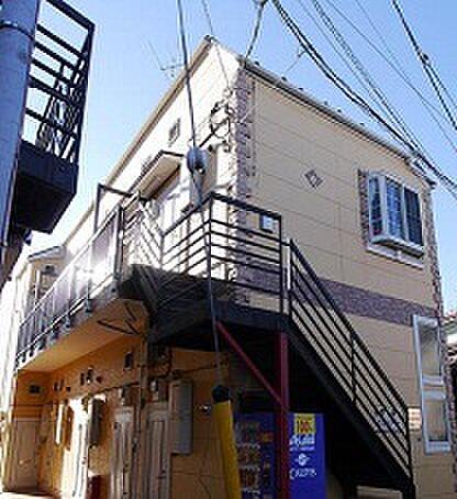 ユナイトステージ屏風ヶ浦弐番館[2階]の外観