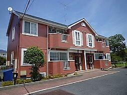 千葉県茂原市本小轡の賃貸アパートの外観