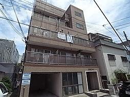 兵庫県神戸市中央区楠町5丁目の賃貸マンションの外観