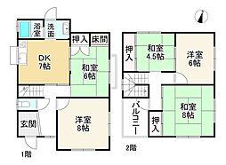 信貴山下駅 990万円