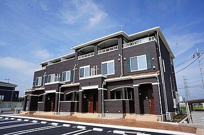 外観,2LDK,面積70.35m2,賃料6.1万円,つくばエクスプレス みどりの駅 徒歩22分,,茨城県つくば市みどりの南