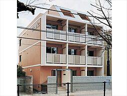清瀬松山学生マンションアトムス[1階]の外観