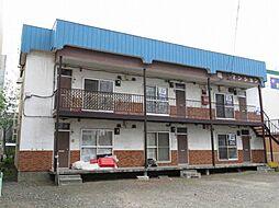 南マンション[2階]の外観