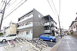 埼玉県吉川市大字保の賃貸マンションの外観