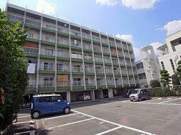 グランドハイツクモン[6階]の外観