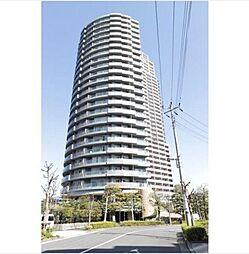 スカイシティ豊洲ベイサイドタワー[6階]の外観