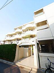 東京都世田谷区千歳台1丁目の賃貸マンションの外観