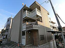 横浜市営地下鉄ブルーライン 下永谷駅 徒歩17分の賃貸マンション